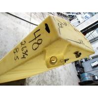 Plastic Boat Gas Tank Tapred 48 X 26.75 X 8.5