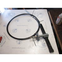 Teleflex SSC13415 15 Ft Rack & Pinion Boat Steering Cable and Helm