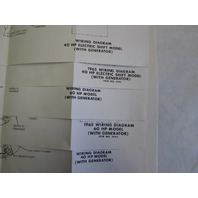 1965 evinrude & johnson outboard wiring diagrams 40 90 hp green 50 hp force wiring diagram 120 hp force outboard wiring diagram