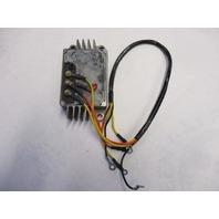 Mercury Mariner 4 Cyl Voltage Rectifier Regulator 815279A 2  75-115 HP