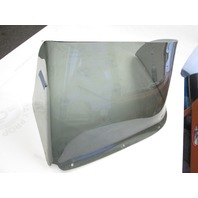 """Skeeter Boat Tinted Port Left Windshield Bubble 32"""" Wide w/Small Lip"""