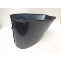 """Lower Cowl Yamaha Engine Cover Outboard Gray Wrap Around Freshwater 12""""x10""""x14.5"""""""