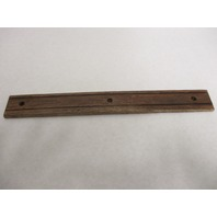 "Teak Wood Step Pad 12"" by 1.5"" for Glastron Conroy"