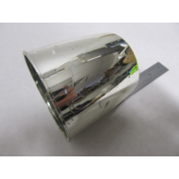 "RV Boat Trailer Wheel Hub Center Plastic Cap 3.125"" Light Gold"