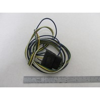 Vehicle Side 5-Way Flat Trunk Connector, 4' Harness