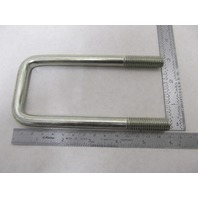 "Trailer Accessories Square U-Bolt  7/16"" x 2-1/8"" x 5-1/2"""