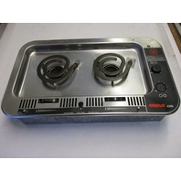Orico 4300 Alcohol or Electric Run Stove for Boats or Campers