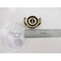 0980274 980274 OMC Stringer Tilt Motor Coupling & Key 1973-85
