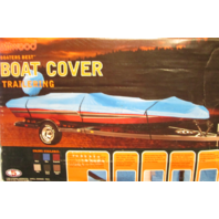 "10274MTROCK Attwood 18 ft Euro V Hull I/O 96"" Beam Boat Cover"