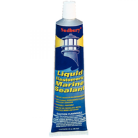 350 Sudbury Liquid Elastomeric Marine Sealant, Clear