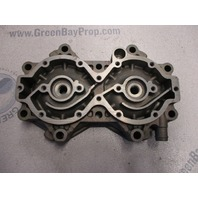 0317849  NEW NOS OMC Johnson Evinrude Outboard Cylinder Head 317849 1973 135 HP