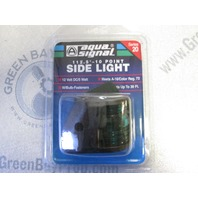 20202-7 Aqua Signal 112 Degree -10 Point Boat Side Light