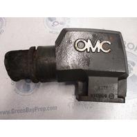 913584 OMC Cobra Chevy GM V8 Exhaust Elbow Riser