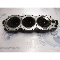 5007480 Evinrude Etech 3 Cyl Outboard Cylinder Head 2008-12 75, 90 HP