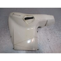 5008671 5007469 Evinrude Etec  Outboard Lower Motor Cover Assembly White STBD