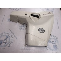 5007158 Evinrude Etec  Outboard Lower Motor Cover Assembly White Port