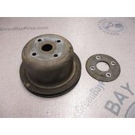 463629 Volvo Penta 4 Cyl Stern Drive Water Pump Pully AQ125 1276144