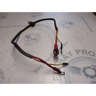 3851979 3853939 Volvo Penta Omc Cobra SX Sterndrive Starter Solenoid Cable Wire
