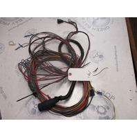 Volvo Penta SX Sterndrive 16' Engine to Dash & Trim and Tilt Wire Harness 1998