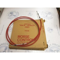 D38012-003-0144 NEW Morse 12 ft.  Shift Control Push-Pull Cable D380120030144
