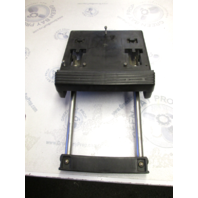 Bayliner Capri Black Boat Swim Platform Step Ladder Plastic Stainless