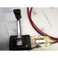 Bayliner Capri Throttle Remote Boat Controls & 15' Cables Force