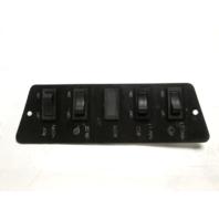 1989 Bayliner Capri Boat Dash Panel Switches