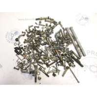 1989 85 HP Force Outboard Motor Nuts Bolts Screws Washers Hardware Misc