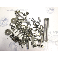 1990 90 HP Force Outboard Motor Nuts Bolts Screws Washers Hardware Misc