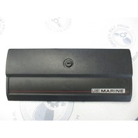 Bayliner Capri U.S. Marine Black Boat Glove Box Compartment COVER
