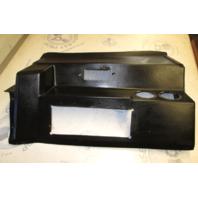 1987 Bayliner Capri Boat Passenger Side Dash Glove Box Panel Section