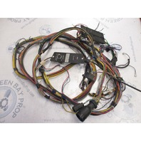 Force L-Drive 125 HP 4 Cyl 22' Key Switch Engine to Dash Wire Harness