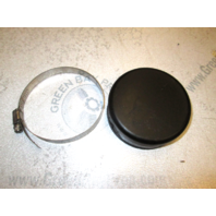 0909347 OMC Stringer Stern Drive Exhaust Inlet Cap