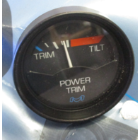 Medallion Marine Boat Power Trim Gauge