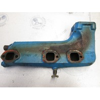0910156 OMC Exhaust Manifold Stbd Sterndrives 3.8L V6 1981-83 910156