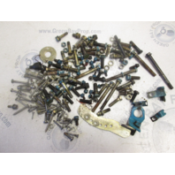 OMC Stringer 3.8L Stern Drive Misc. Nuts Bolts Screws Washers Hardware