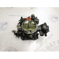 1389-8488 Mercruiser Alpha One V8 Mercarb 2 BBL Carburetor