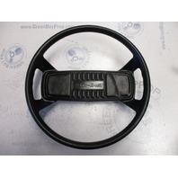 "Vintage Yarcraft Marine Boat Steering Wheel 13.5"""