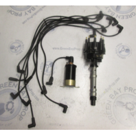 90747A3 392-7803A4  Distributor Assembly & Coil for Mercruiser V8 Stern Drive
