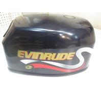 0445131 Engine Cover Assembly Evinrude 8hp Rope Start Outboard 1999-2001