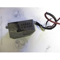 0585001 0584476 Rectifier/Regulator Evinrude Johnson 40-70 Hp