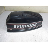 0284722 Top Engine Cover Evinrude Johnson Cowl Outboard Freshwater 50hp 1990's