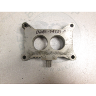 D2AZ-9A589-A OMC Stringer Carburetor Spacer V8 Ford