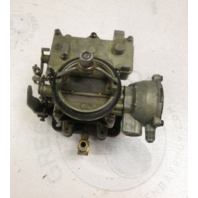 7025181 OMC Rochester 2BBL Carburetor for Buick V6 Stern Drive