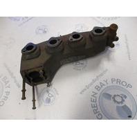 0912472 0913395 OMC Cobra 2.3L Ford Exhaust Manifold 0912489