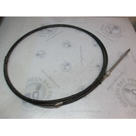 304411-216 New Morse Rotary Steering Cable 18 Foot Marine Boat