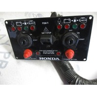 Honda Marine Outboard Dual Igniton Key Switch Panel Station