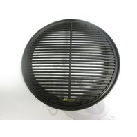 "6 3/8"" Maxxima by Panor pair of Black Plastic Speaker Covers"