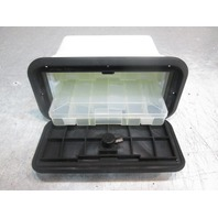 "T-H Marine TDSS-0714-2T-1  Black Boat Tackle Center Tray Box  2 Trays 7"" X 14"""