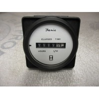 MH0017D New Faria Marine Boat Hour Meter Gauge White
